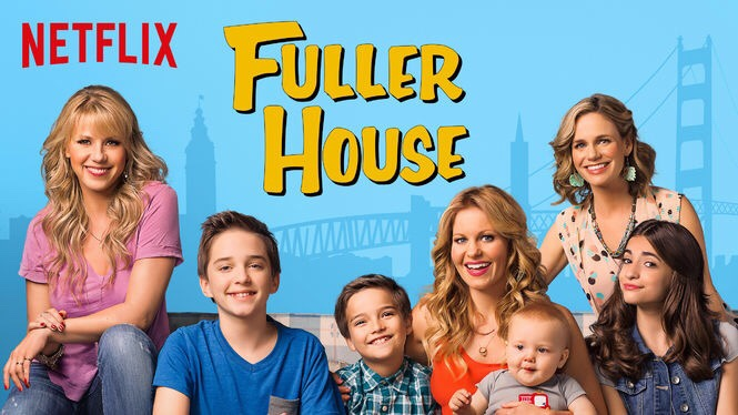 Netflix Has Done It Again, This New Hit Series Of A Spin Off Full House  Called Fuller House. Many Critics Were Skeptical About Exactly How Are They  Going To ...